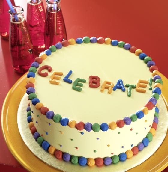 Celabration Cake.2 003