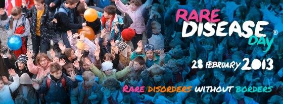 Rare disease logo 2013