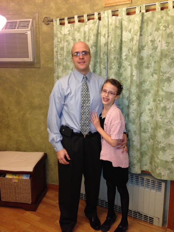 Father Daughter Dance January 2013