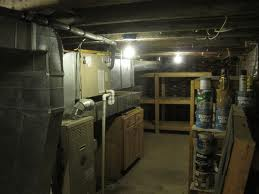 basemenr closet