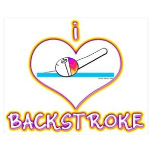 i love backstroke