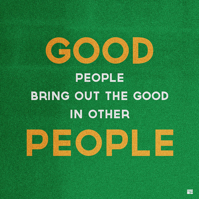 The Good People The Good People