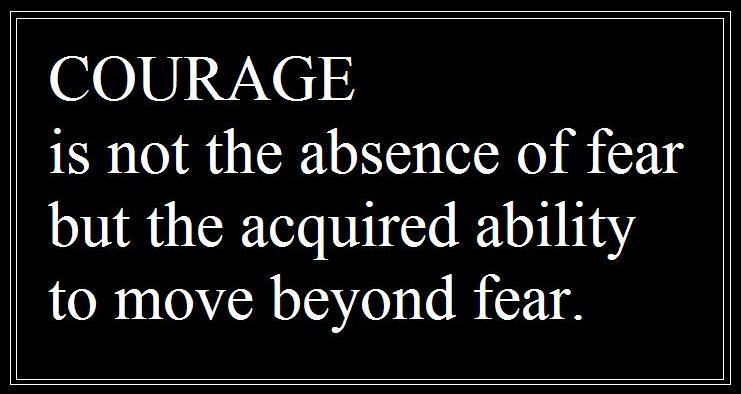 Portrait of Courage (6/6)