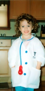 I have always wanted to be a doctor!