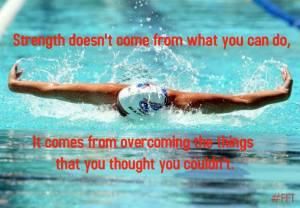 swim overcome