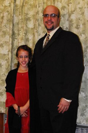 Felix and Meg November 2011
