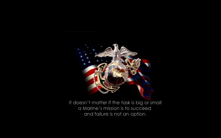 marine's mission