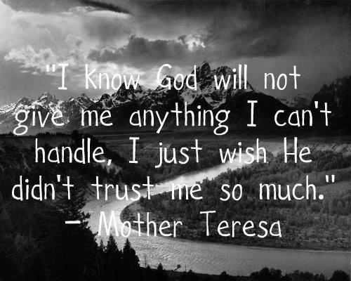 Mother Teresa trust