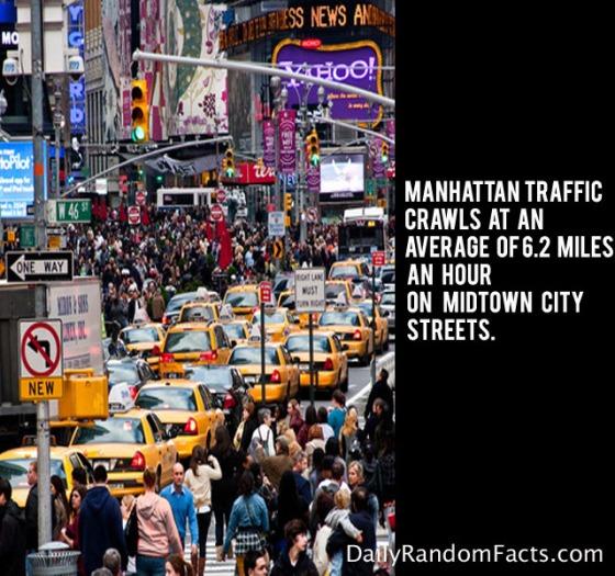 Manhattan-Traffic-Facts