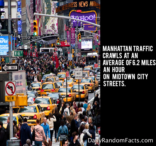 Manhattan-Traffic-Facts