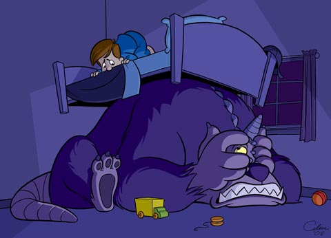 monster-under-bed