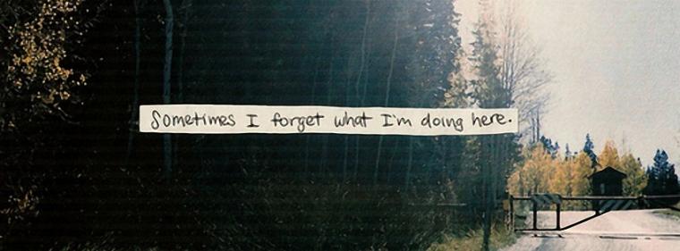 Sometimes-I-Forget