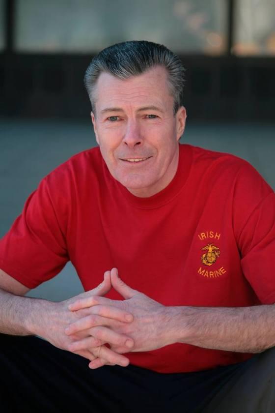 "My Dad, the ""Irish Marine"""