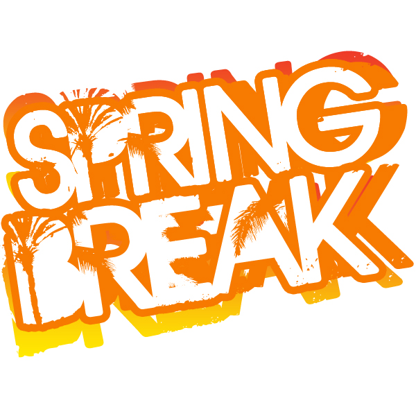 Happy Spring Break 2014 Clipart Frustration beatingcowdens