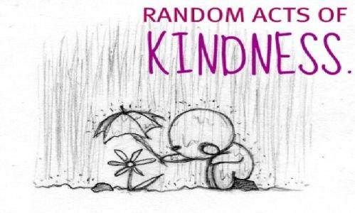 Random Acts of Kindness (1/6)