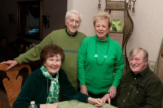 Mom & Gerry O Johnny & Barbara (1 of 1)