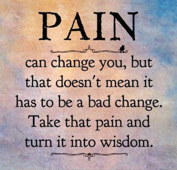 Pain is temporary.... (3/6)