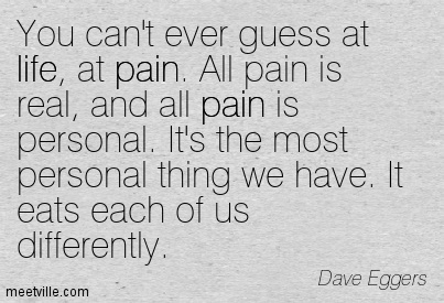 Pain is temporary.... (2/6)