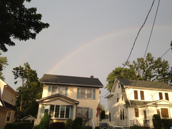 rainbow real