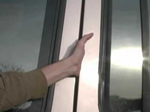 hand in a door