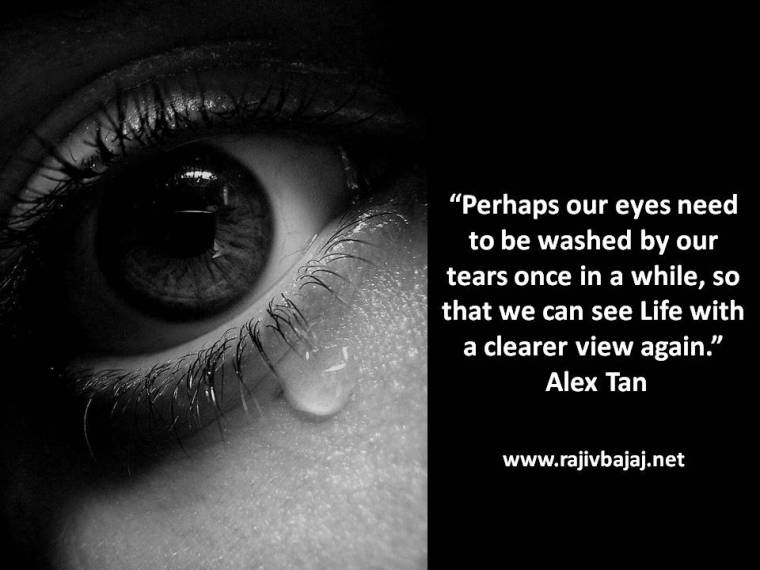 tears eye wash