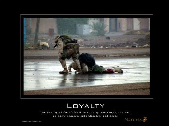 marine loyalty