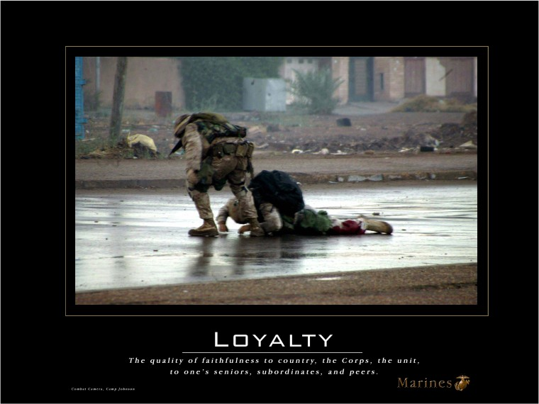marine loyalty