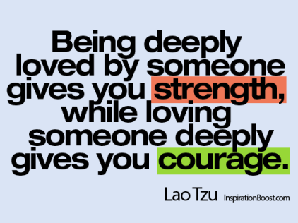 Love-Gives-Strength-and-Courage