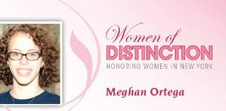 One of my most proud - NYS Woman of Distinction, nominated by Senator Lanza in May 2016