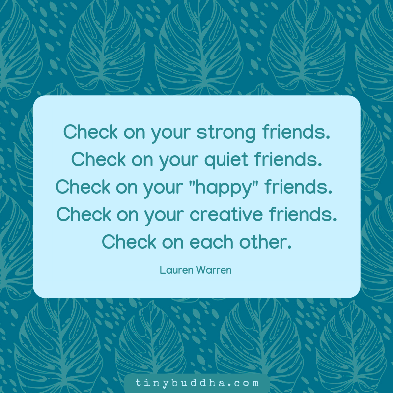 Check-on-your-friends